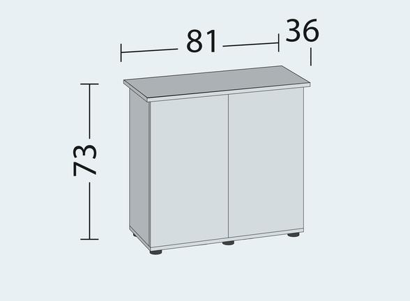 misure tavolo rio 125