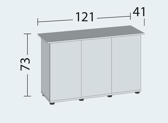 misure tavolo rio 240